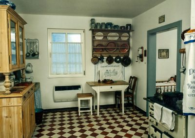 Heimathaus Neureut - Küche