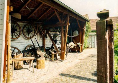 Heimathaus Neureut - Schopf