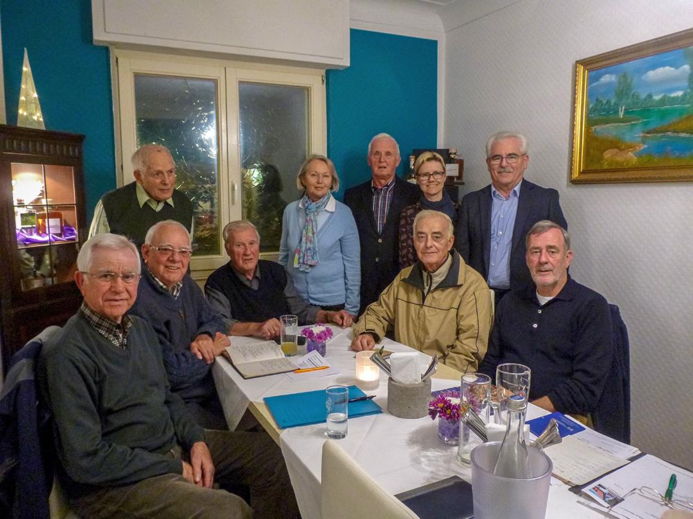Vorstandschaft des Freundeskreises Heimathaus Neureut e.V