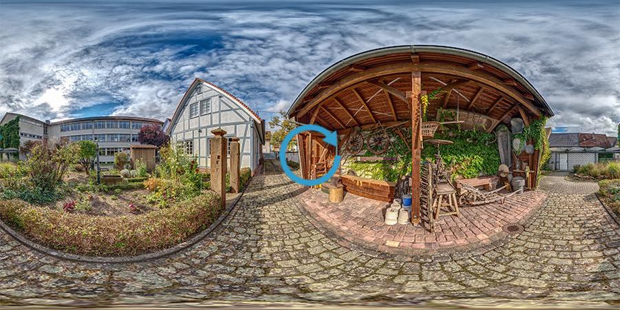 Heimathaus Neudeut Panoramatour